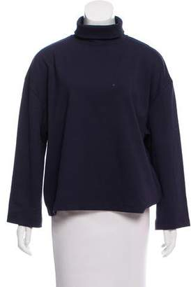 Acne Studios Oversize Turtleneck Top