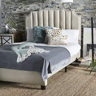 House Of Hampton Musgrave Upholstered Panel Bed