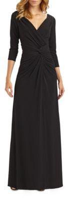 Tadashi Shoji Jersey Gown $340 thestylecure.com