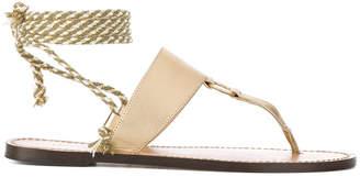Tila March rope T-bar Bilbao sandals