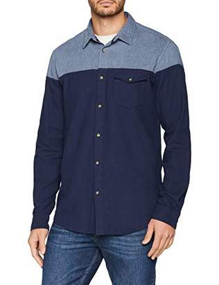 Esprit edc by Men's 118cc2f001 Casual Shirt,XX-Large