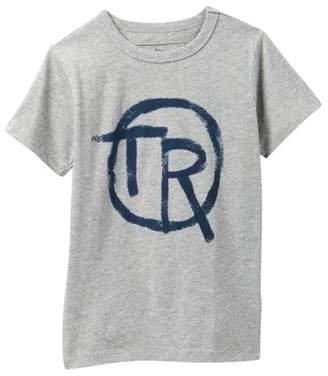 True Religion Airbrush Short Sleeve Tee (Toddler & Little Boys)