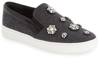 Women's Michael Michael Kors Keaton Slip-On Sneaker $194.95 thestylecure.com