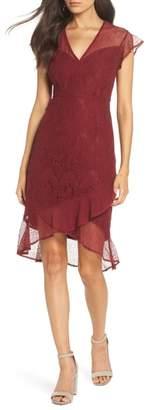 Chelsea28 Mix Lace Dress