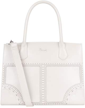 Harrods Elton Brogue Shoulder Bag