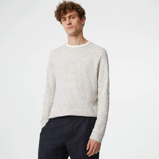 Club Monaco Double-Knit Crew