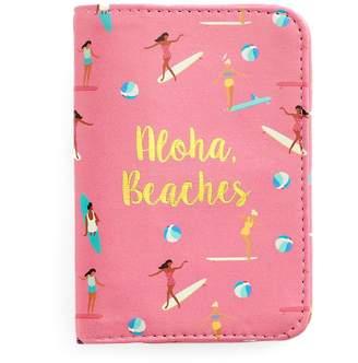 "Lauren Conrad Aloha Beaches"" Passport Case"