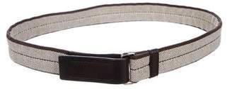 Prada Bi-Color Waist Belt