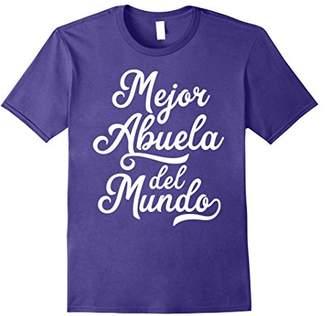 Regalos para Abuela Dia de las Madres - Mejor Abuela T-Shirt