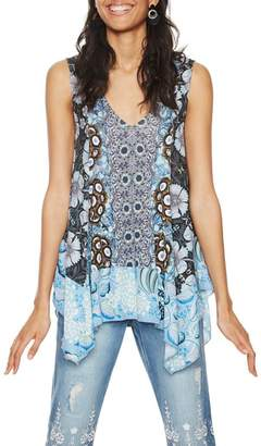Desigual Aeryn Sleeveless Tunic