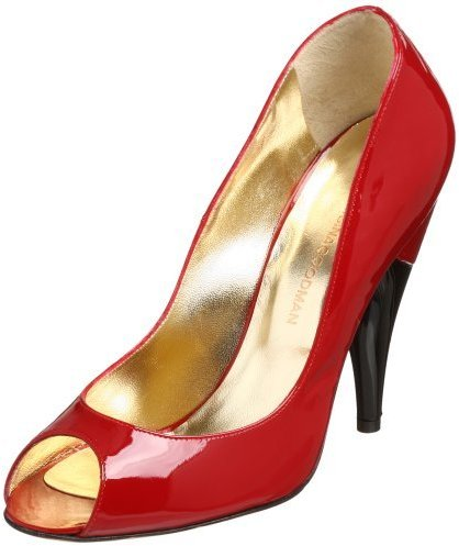 Georgina Goodman Women's Felicity Peep Toe Pump