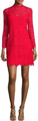 Julia Jordan Women's Lace Sheath Dress