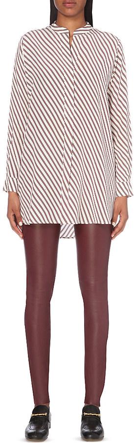 JOSEPHjoseph Dara striped silk shirt