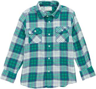 J.Crew crewcuts by Lightweight Flannel Shirt