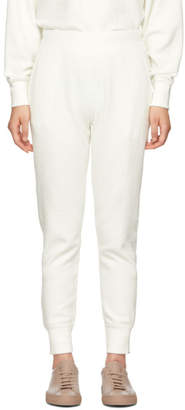 Rag & Bone White Inside Out Lounge Pants