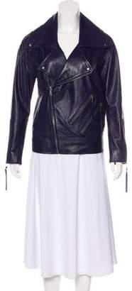 Rebecca Minkoff Leather Biker Jacket