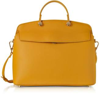Furla My Piper Medium Top Handle Satchel Bag
