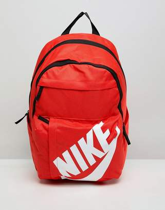 Nike Elemental Backpack In Orange