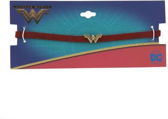DC COMICS Womens Wonder Woman Choker Necklace