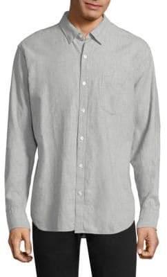 Bonobos Slim-Fit Brushed Twill Button-Down Shirt