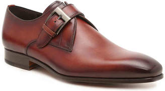 Massimo Emporio Single Monk Strap Slip-On - Men's