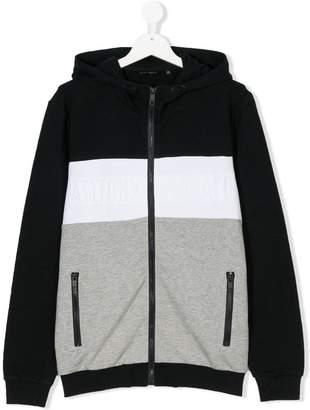 Antony Morato Junior TEEN striped hoodie