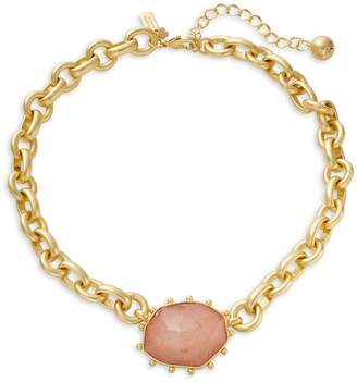 Kate Spade Perfectly Imperfect Crystal Collar Necklace