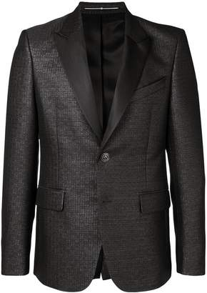 Givenchy 4G pattern suit jacket