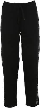Vetements Logo Print Trousers