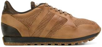 Alberto Fasciani lace-up breathable sneakers