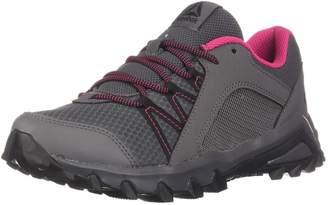 Reebok Women's Trailgrip 6.0 Walking Shoes, Ash Grey/Black/ Overtly Pink