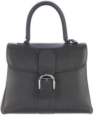 Delvaux 2016 Brillant Sellier Mini Bag $2,425 thestylecure.com