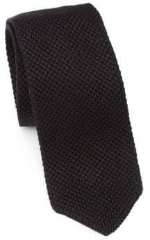 Brunello Cucinelli Silk Knit Tie