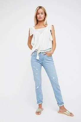 Levi's 501 Skinny Selvedge Jeans
