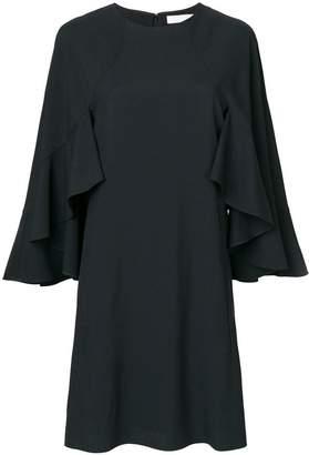 Chloé ruffle sleeve dress