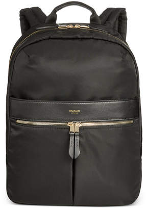 Knomo London Nylon Laptop Backpack