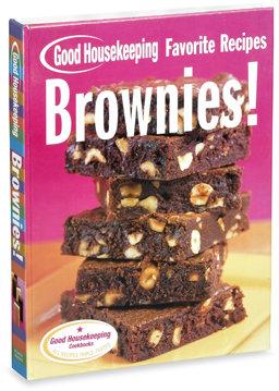 Bed Bath & Beyond Good Housekeeping Favorite Recipes - Brownies! Cookbook