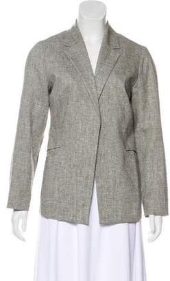 Zero Maria Cornejo Notch-Lapel Structured Blazer