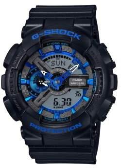 G-Shock Stainless Steel Analog Digital Resin Strap Watch