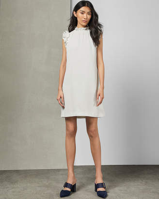 Ted Baker LALYAND Ruffle collar dress