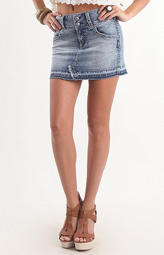 Silver Jeans Co Danni Skirt