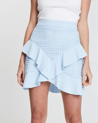 Bardot Fae Lace Skirt