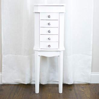 FINE JEWELRY Hives & Honey Meg White Jewelry Armoire
