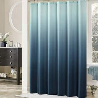 DS BATH Ombre Shower Curtain