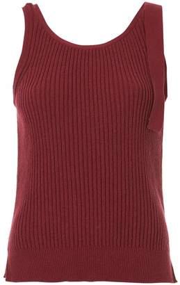 ASTRAET knit tank top