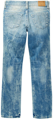 True Religion Geno Natural Single Jean (Toddler & Little Boys) $89 thestylecure.com