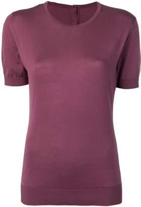 John Smedley knitted T-shirt