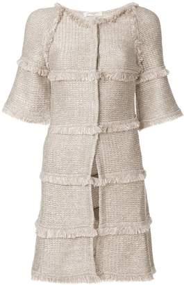 Charlott shortsleeved coat