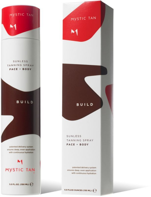 Mystic Tan Sunless Tanning Spray Face + Body