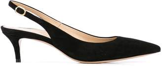 Marion Parke slingback leather pumps